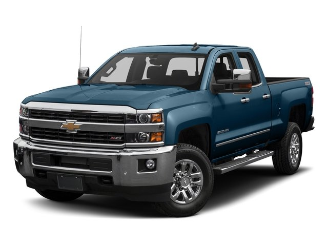 Deep Ocean Blue Metallic 2016 Chevrolet Silverado 2500HD Pictures Silverado 2500HD Extended Cab LTZ 4WD photos front view