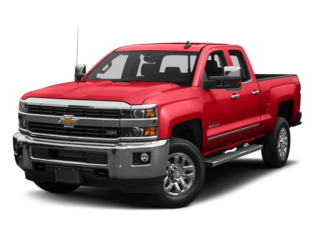 Red Hot 2016 Chevrolet Silverado 2500HD Pictures Silverado 2500HD Extended Cab LTZ 4WD photos front view