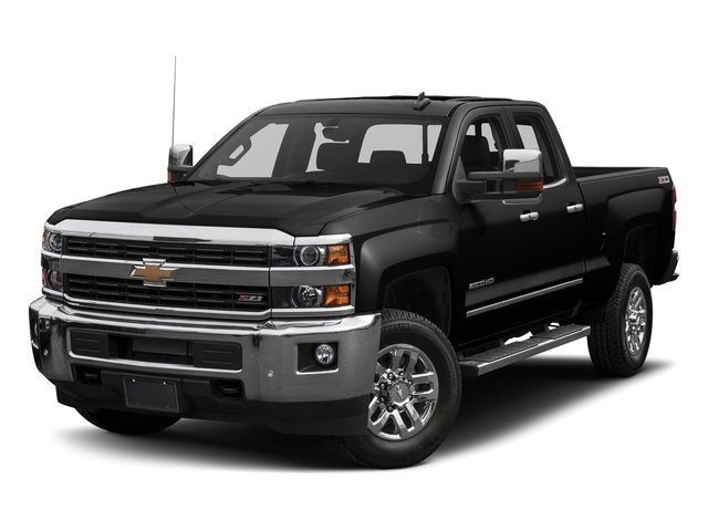 Black 2016 Chevrolet Silverado 2500HD Pictures Silverado 2500HD Extended Cab LTZ 4WD photos front view
