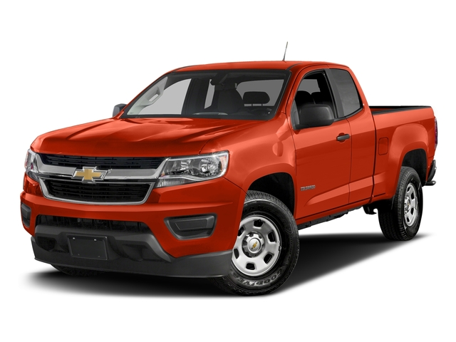 2016 chevrolet colorado extended cab work truck 2wd pictures nadaguides. Black Bedroom Furniture Sets. Home Design Ideas