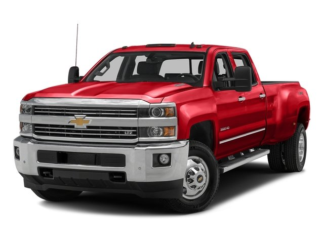 Red Hot 2016 Chevrolet Silverado 3500HD Pictures Silverado 3500HD Crew Cab Work Truck 4WD photos front view