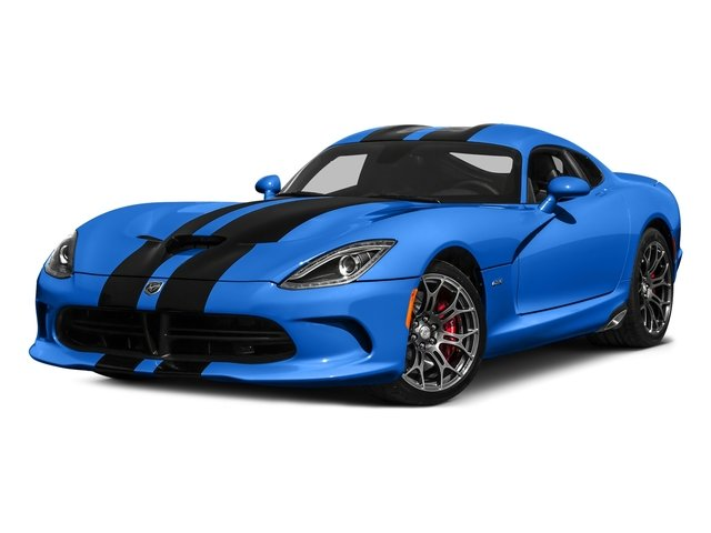 Competition Blue 2016 Dodge Viper Pictures Viper 2 Door Coupe photos front view