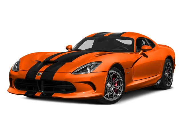 Stryker Orange Tri-Coat Pearl 2016 Dodge Viper Pictures Viper 2 Door Coupe photos front view