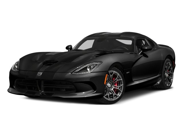 Venom Black Clearcoat 2016 Dodge Viper Pictures Viper 2 Door Coupe photos front view