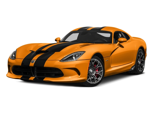 Yorange Clearcoat 2016 Dodge Viper Pictures Viper 2 Door Coupe photos front view