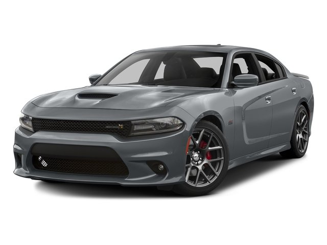 Billet Clearcoat 2016 Dodge Charger Pictures Charger Sedan 4D R/T Scat Pack V8 photos front view
