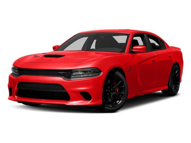 Go Mango 2016 Dodge Charger Pictures Charger Sedan 4D SRT Hellcat V8 Supercharged photos front view