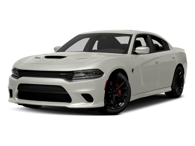 Ivory Tri-Coat Pearl 2016 Dodge Charger Pictures Charger Sedan 4D SRT Hellcat V8 Supercharged photos front view