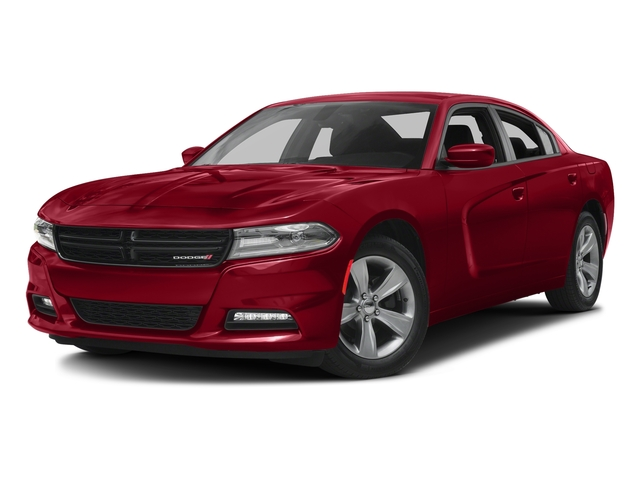 Redline Red Tricoat Pearl 2016 Dodge Charger Pictures Charger Sedan 4D SXT AWD V6 photos front view