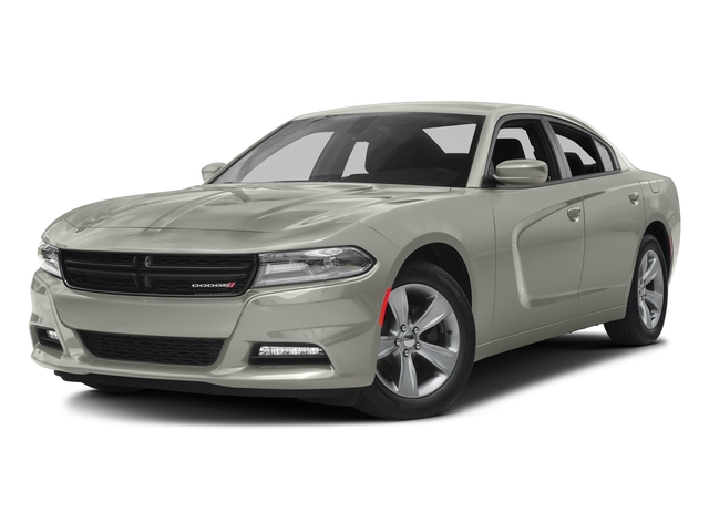 Ivory Tri-Coat Pearl 2016 Dodge Charger Pictures Charger Sedan 4D SXT AWD V6 photos front view