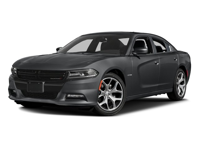 Granite Pearlcoat 2016 Dodge Charger Pictures Charger Sedan 4D R/T Road & Track V8 photos front view