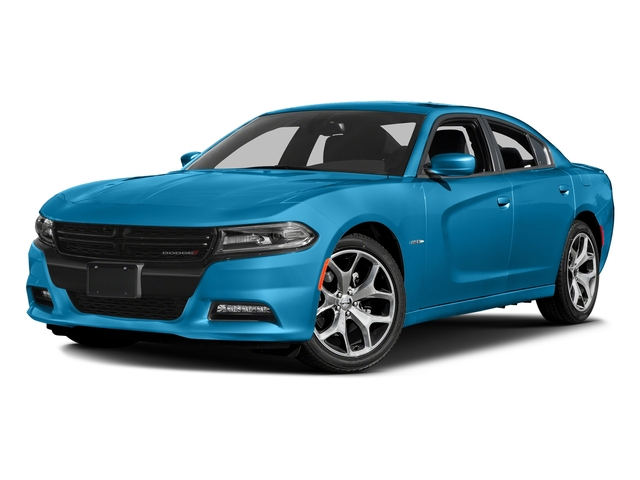 B5 Blue Pearlcoat 2016 Dodge Charger Pictures Charger Sedan 4D R/T Road & Track V8 photos front view