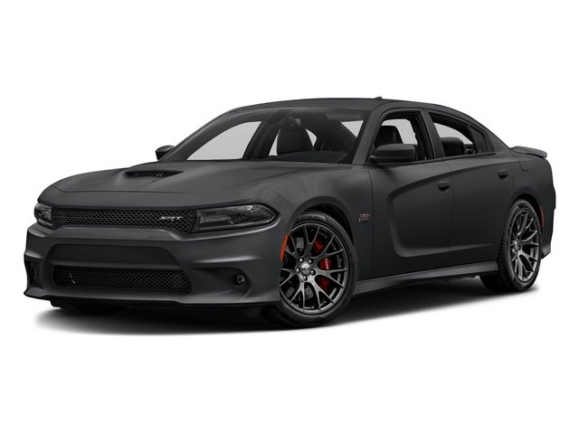 Granite Pearlcoat 2016 Dodge Charger Pictures Charger Sedan 4D SRT 392 V8 photos front view