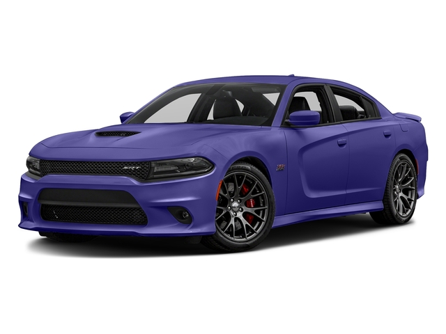 Plum Crazy Pearlcoat 2016 Dodge Charger Pictures Charger Sedan 4D SRT 392 V8 photos front view
