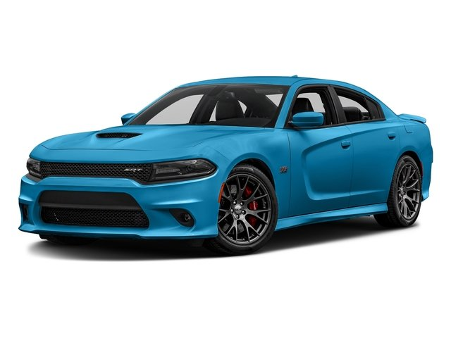 B5 Blue Pearlcoat 2016 Dodge Charger Pictures Charger Sedan 4D SRT 392 V8 photos front view