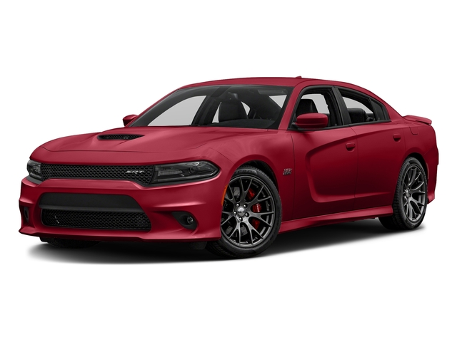 Redline Red Tricoat Pearl 2016 Dodge Charger Pictures Charger Sedan 4D SRT 392 V8 photos front view