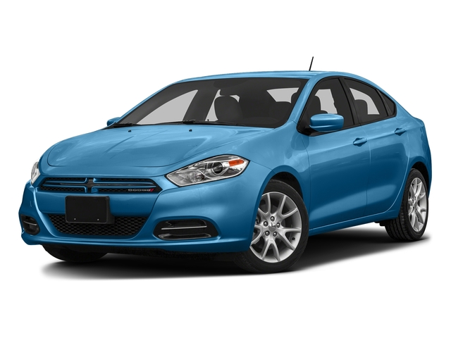 Laser Blue Pearlcoat 2016 Dodge Dart Pictures Dart Sedan 4D SE I4 photos front view