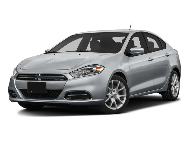 Billet Silver Metallic Clearcoat 2016 Dodge Dart Pictures Dart Sedan 4D SXT Sport I4 photos front view