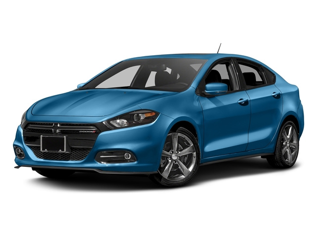 Laser Blue Pearlcoat 2016 Dodge Dart Pictures Dart Sedan 4D GT I4 photos front view