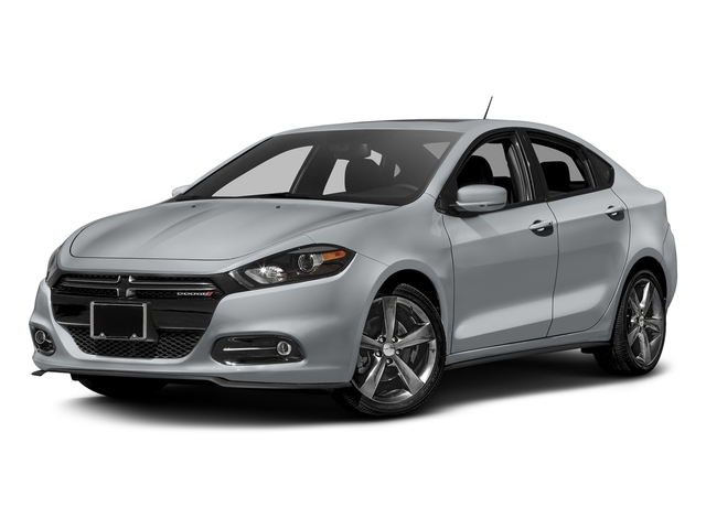 Billet Silver Metallic Clearcoat 2016 Dodge Dart Pictures Dart Sedan 4D GT Sport I4 photos front view