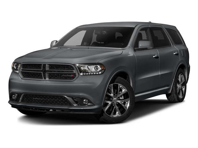 Granite Crystal Metallic Clearcoat 2016 Dodge Durango Pictures Durango Utility 4D R/T 2WD V8 photos front view