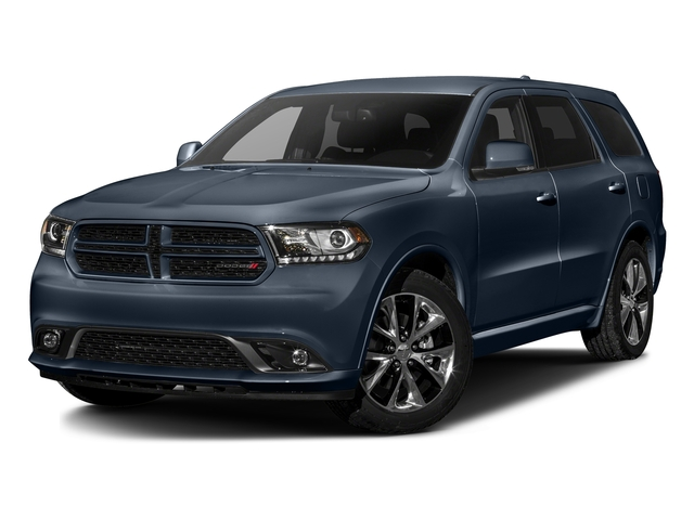 True Blue Pearlcoat 2016 Dodge Durango Pictures Durango Utility 4D R/T 2WD V8 photos front view