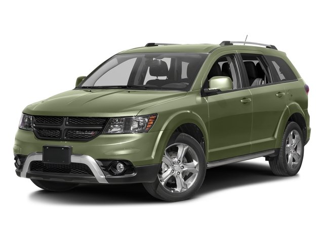 Verde Oliva (Olive Green) 2016 Dodge Journey Pictures Journey Utility 4D Crossroad 2WD I4 photos front view