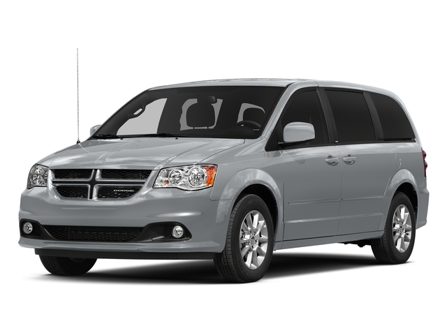 Billet Silver Metallic Clearcoat 2016 Dodge Grand Caravan Pictures Grand Caravan Grand Caravan R/T V6 photos front view