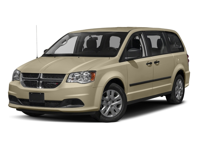Cashmere/Sandstone Pearlcoat 2016 Dodge Grand Caravan Pictures Grand Caravan Grand Caravan SXT V6 photos front view