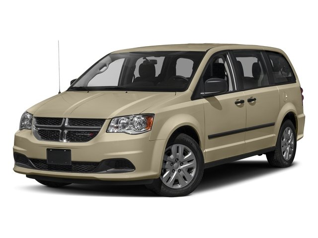 Cashmere/Sandstone Pearlcoat 2016 Dodge Grand Caravan Pictures Grand Caravan Grand Caravan SE V6 photos front view