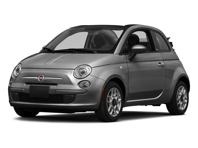 Grigio Cenre 2016 FIAT 500c Pictures 500c Convertible 2D Lounge I4 photos front view