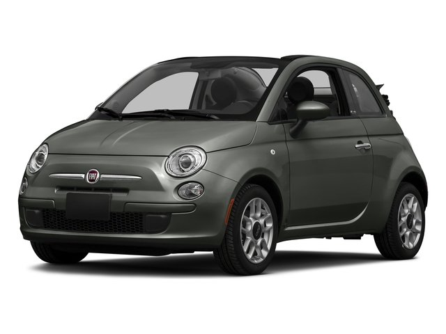 Rhino Clearcoat 2016 FIAT 500c Pictures 500c Convertible 2D Lounge I4 photos front view
