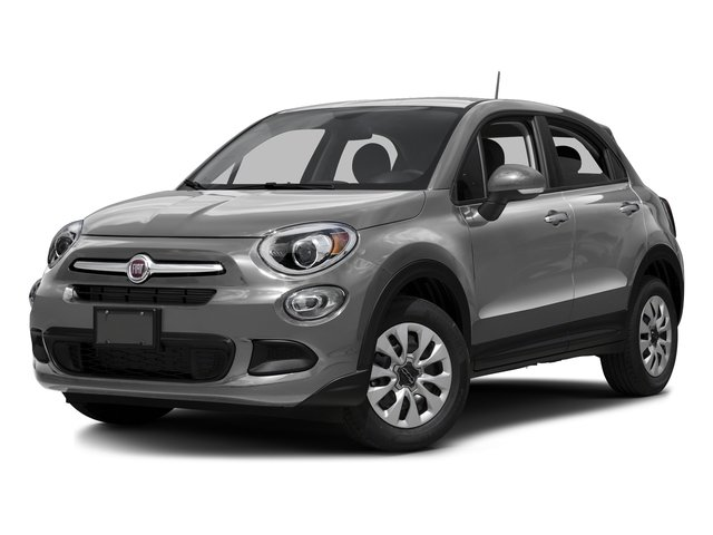 Grigio Arte (Gray Clear Coat) 2016 FIAT 500X Pictures 500X Utility 4D Easy 2WD I4 photos front view