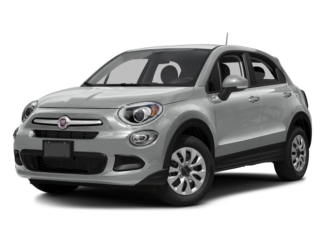 Grigio Argento (Gray Metallic) 2016 FIAT 500X Pictures 500X Utility 4D Trekking Plus 2WD I4 photos front view
