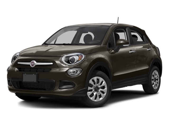 Bronzo Magnetico (Bronze Metallic) 2016 FIAT 500X Pictures 500X Utility 4D Easy 2WD I4 photos front view