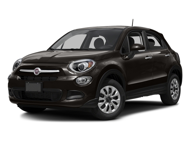 Bronzo Magnetico Opaco (Matte Bronze) 2016 FIAT 500X Pictures 500X Utility 4D Trekking Plus AWD I4 photos front view