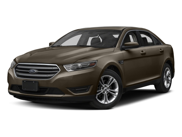 Caribou Metallic 2016 Ford Taurus Pictures Taurus Sedan 4D SEL EcoBoost I4 Turbo photos front view