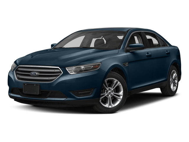 Blue Jeans 2016 Ford Taurus Pictures Taurus Sedan 4D SEL EcoBoost I4 Turbo photos front view