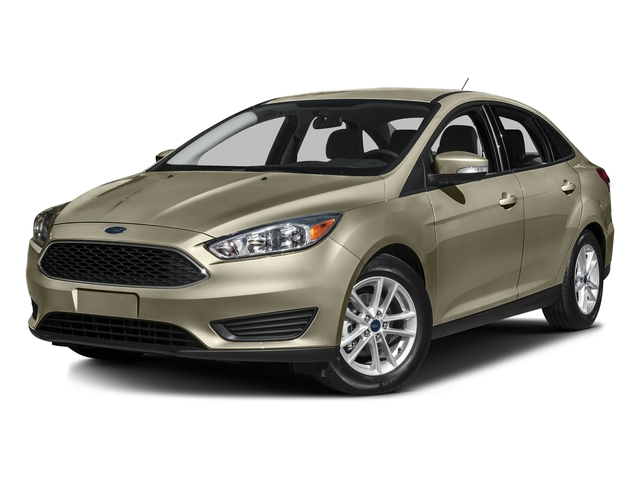Tectonic 2016 Ford Focus Pictures Focus Sedan 4D SE I4 photos front view