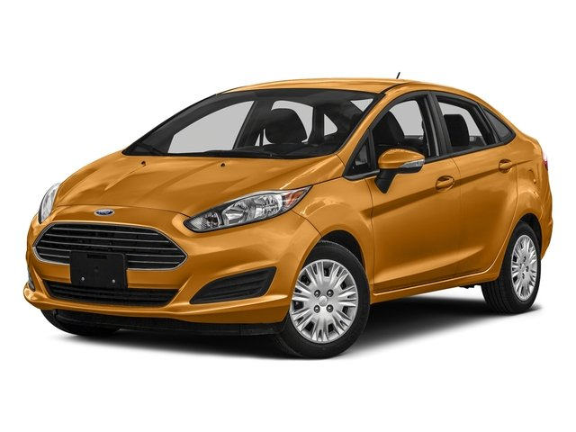 Electric Spice Metallic 2016 Ford Fiesta Pictures Fiesta Sedan 4D SE I4 photos front view