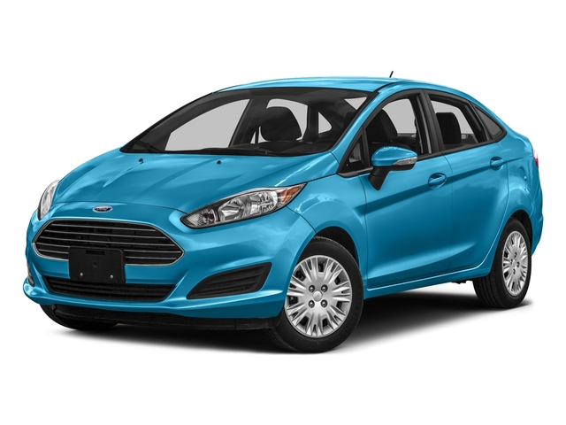 Blue Candy Metallic Tinted Clearcoat 2016 Ford Fiesta Pictures Fiesta Sedan 4D SE I4 photos front view