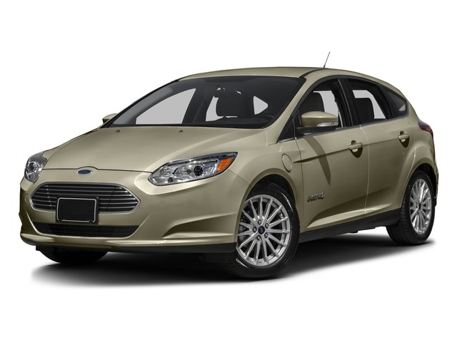 Tectonic 2016 Ford Focus Electric Pictures Focus Electric Hatchback 5D Electric photos front view