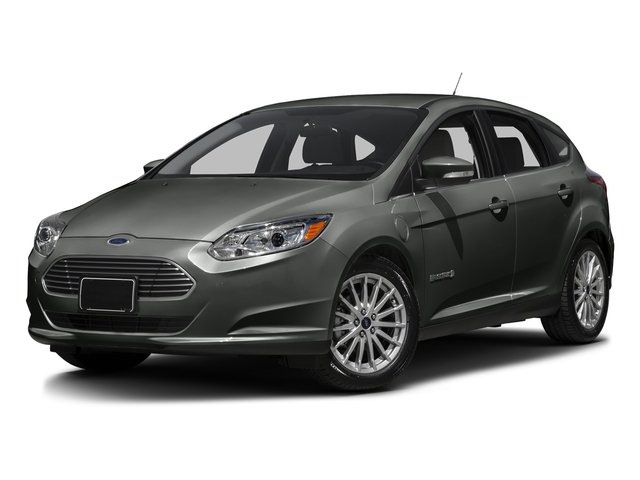 Magnetic 2016 Ford Focus Electric Pictures Focus Electric Hatchback 5D Electric photos front view