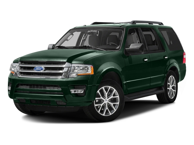 Green Gem Metallic 2016 Ford Expedition Pictures Expedition Utility 4D XL 2WD V6 Turbo photos front view