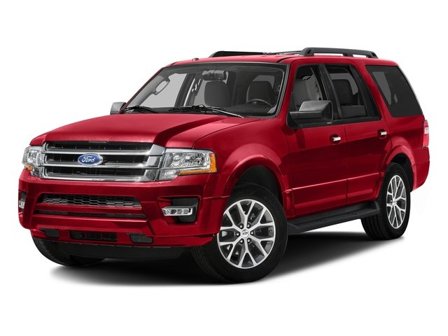 Race Red 2016 Ford Expedition Pictures Expedition Utility 4D XL 2WD V6 Turbo photos front view