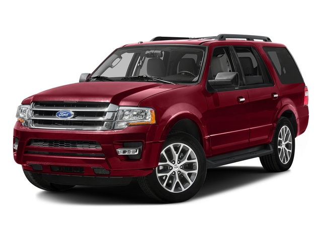 Ruby Red Metallic Tinted Clearcoat 2016 Ford Expedition Pictures Expedition Utility 4D XL 2WD V6 Turbo photos front view
