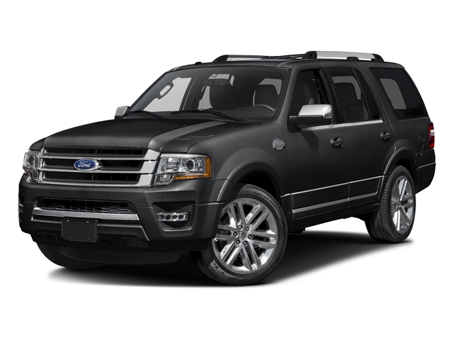 Shadow Black 2016 Ford Expedition Pictures Expedition Utility 4D King Ranch 4WD V6 Turbo photos front view