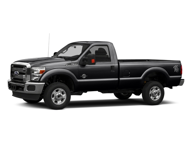 Shadow Black 2016 Ford Super Duty F-350 DRW Pictures Super Duty F-350 DRW Regular Cab XLT 2WD photos front view