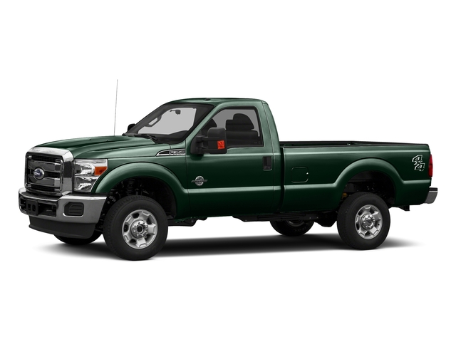 Green Gem Metallic 2016 Ford Super Duty F-350 DRW Pictures Super Duty F-350 DRW Regular Cab XLT 2WD photos front view