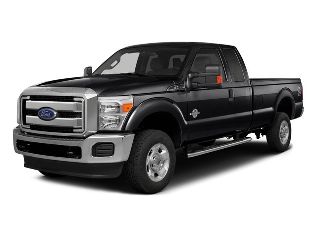 Shadow Black 2016 Ford Super Duty F-350 DRW Pictures Super Duty F-350 DRW Supercab XLT 2WD photos front view